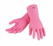 Rękawiczki gumowe antypoślizgowe - L