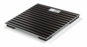 Cyfrowa waga łazienkowa Soehnle Maya Digital Black Edition Stripes 63357