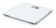 Ultra płaska waga łazienkowa Slim Design White
