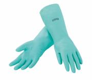 Rękawiczki bez lateksu - M