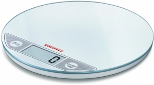 Elektroniczna  waga kuchenna FLIP White